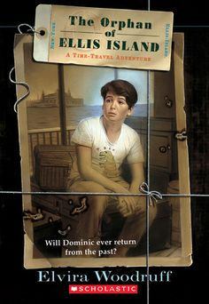 RL: S // During a school trip to Ellis Island, Dominick Avaro, a ten-year-old foster child, travels back in time to 1908 Italy and accompanies two young emigrants to America.