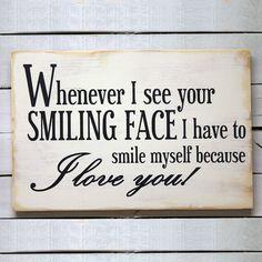 Smiling Face White art, white, black