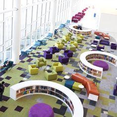 James B Hunt Library   Snohetta