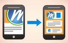 Ιστοσελίδες για κινητά