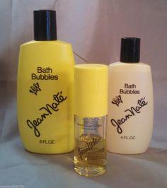 http://www.ebay.com/itm/Jean-Nate-Lot-Vintage-Bath-Bubbles-Concentrated-Cologne-Natural-Spray-Revlon-/111616462273?pt=LH_DefaultDomain_0