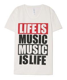 glamb(グラム)のLife is music CS(Tシャツ/カットソー)|詳細画像