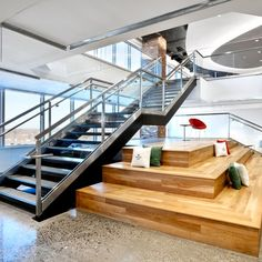Best 38 Best Office Stairs Images Office Spaces Stairs The 640 x 480
