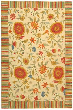 spicey blue rug (safavieh)