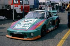 Bob Wolleks Kremer-Porsche 935 am Hockenheimring 1978