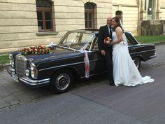Hochzeit in Erlangen#hochzeitsauto #oldtimer #wedding #brautauto #merdedesbenz #mercedesbenzclassic #fischer-classic