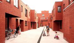 #Architecture in #Belgium - #Housing  Centrale Werkplaatsen by Bogdan & van Broeck
