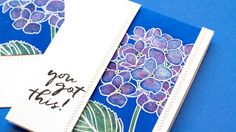 card making video: Distress Ink Lifting ... awesome look ... lots of useful tips from Jennifer McGuire ..