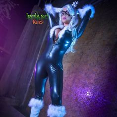 Character: Black Cat (Felicia Hardy) / From: MARVEL Comics 'The Amazing Spider-Man' / Cosplayer: Ireland Reid (aka Official Ireland Reid) / Photo: ModelMosa / Event: Calgary Comic and Entertainment Expo (2016)