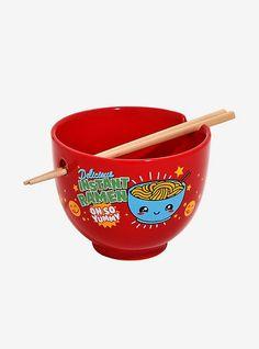 Chibi Ramen Bowl with Chopsticks - BoxLunch Exclusive,