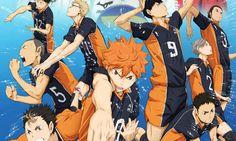 La segunda temporada de Haikyû!! tendrá 25 episodios
