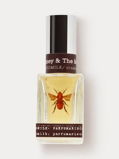 Fragrance Notes: Subtly sweet: Honey, Sugared Violet, Jasmine & Sandalwood Description: A decadently different collection of brilliantly paired fragrance notes housed in an alluring glass bottle decor