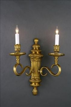 Classic Sconce XX SA-193-01 French Bronze  Dimensions 15.50 H x 13.00 W x 6.00 D  Options Available * French Bronze finish * Double Arm