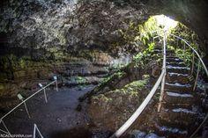 Hana Lava Caves (Road to Hana, Maui, Hawaii)