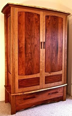 Armoire Cherry | Case Goods From 60nobscot | Pinterest | Armoires, Woodwork  And Bedrooms