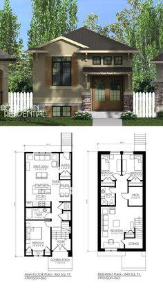 863 sq. ft, 3 bedroom, 2 bath.