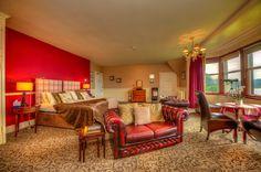 Newly refurbished Junior Suite, room 5