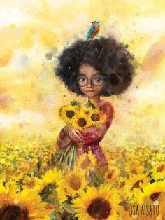 ғᴀᴄ̧ᴀ ᴏ ϙᴜᴇ ғᴏʀ ɴᴇᴄᴇssᴀ́ʀɪᴏ ᴘᴀʀᴀ sᴇʀ ғᴇʟɪᴢ. ᴍᴀs ɴᴀ̃ᴏ sᴇ ᴇsϙᴜᴇᴄ̧ᴀ ϙᴜᴇ ᴀ ғᴇʟɪᴄɪᴅᴀᴅᴇ ᴇ́ ᴜᴍ sᴇɴᴛɪᴍᴇɴᴛᴏ sɪᴍᴘʟᴇs, ᴠᴏᴄᴇ̂ ᴘᴏᴅᴇ ᴇɴᴄᴏɴᴛʀᴀ́-ʟᴀ ᴇ ᴅᴇɪxᴀ́-ʟᴀ ɪʀ ᴇᴍʙᴏʀᴀ ᴘᴏʀ ɴᴀ̃ᴏ ᴘᴇʀᴄᴇʙᴇʀ sᴜᴀ sɪᴍᴘʟɪᴄɪᴅᴀᴅᴇ. Painting Inspiration, Art Inspo, Art For Change, Figurative Kunst, Children's Book Illustration, Whimsical Art, Magazine Art, Gouache, Illustrators