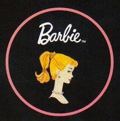 Barbie TM Vintage and Mod Era Logo 1959 - 1975 and Vintage Ponytail Barbie Y Ken, Vintage Barbie Dolls, Vintage Toys, Barbie Room, Vintage Ponytail, Nostalgia, Arte Pop, Barbie Collection, Barbie Friends