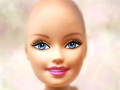 "Mattel is making a bald ""friend of Barbie"" for children in hospitals with alopecia and chemotherapy baldness"