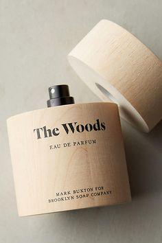 The Woods Eau De Parfum - anthropologie.com
