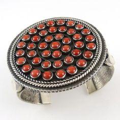 Coral Cuff - Jewelry - Ernest Rangel - 1