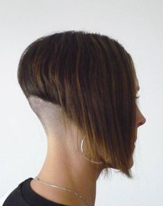 unusual and alternative haircuts.