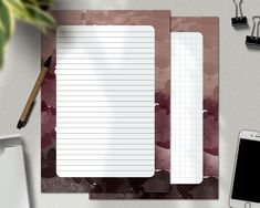 Letter Stationery, Korean Stationery, Cute Stationery, Writing Paper, Letter Writing, Stationary Set, Letter To Yourself, Minimalist Chic, Planner Inserts