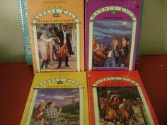 The Saddle Club Bonnie Bryant Bantam Skylark Edition Lot of 4 Paperbacks