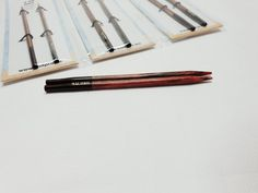 4 US :Karbonz Interchangeable Spec Circular Tips: Knitter/'s Pride 3.50 mm