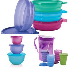 Impressions Collection. Add a Splash of Color to your kitchen!