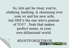 40 Best ex girlfriend quotes images in 2014 | Funny stuff, Funny
