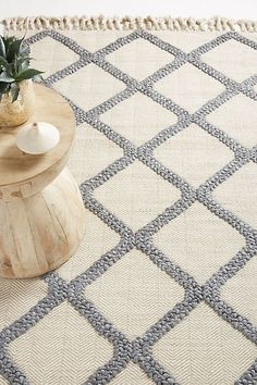 Make That Change - Transitioning to a Contemporary Living Room - Transitional Decor - Area Rug Placement, Natural Fiber Rugs, Family Room Decorating, Transitional Decor, Design Elements, Weaving, Area Rugs, Retro, Fabric