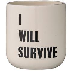 bloomingville potteskjuler i will survive
