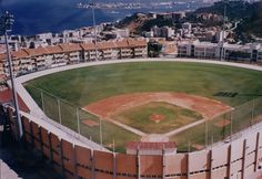 Stadio Primo Nebiolo, Messina, Italy. Home to University of Messina baseball. Opened in July 1998 for the World Cup.