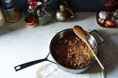 Stovetop Granola  recipe on Food52