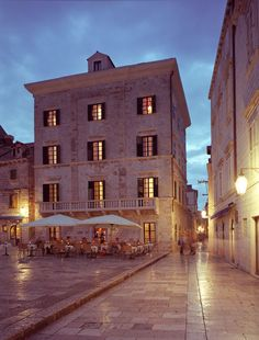 21. Sleep like royalty in a converted aristocrat's mansion The Pucic Palace Central Dubrovnik Hotel Location