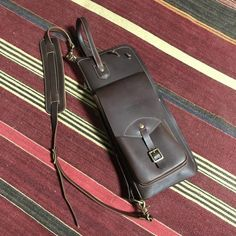 Genuine Leather Stick Bag – TACKLE Instrument Supply Co.