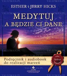 Medytuj, a będzie Ci dane - Esther i Jerry Hicks - Lubimyczytać. Rhonda Byrne, Books, Stairs, Nice, Libros, Stairway, Book, Staircases, Book Illustrations