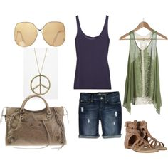 Absolutely love this outfit too.  Modern hippy chic ;)