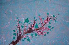 Bahar dalı Hülya Erdener