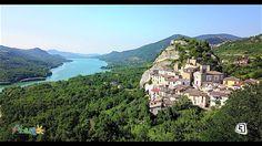 Lago di Bomba  CH Abruzzo - 2 min. ULTRA HD 4k - YouTube