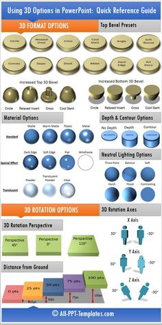 How To how to make an infographic with powerpoint : PowerPoint Slide with 3D Cube | Design-PPT-Infographic | Pinterest ...