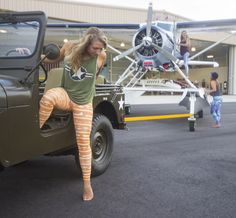 Looking for the perfect leggings to rock at the airport? Look no further. These aviation inspired leggings will look great whether your cruising the skies in a turboprop or a jumbo jet. Airplane Outfits, Airport Look, Jumbo Jet, Looks Great, What To Wear, Aviation, Cruise, Monster Trucks, Leggings
