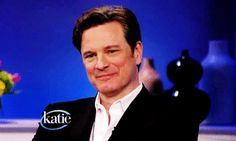 ColinFirth addicted — I love you now and ever.