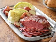 Homestyle Corned Beef with Dilled Cabbage-UPDATED --