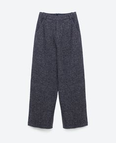 Image 8 of PALAZZO TROUSERS from Zara