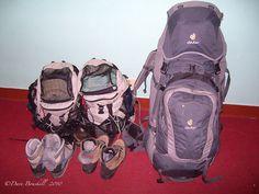Packing list for -everest-base-camp