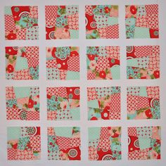 Mia Dolce Originals - Modern Quilts and DIY Projects: WIP