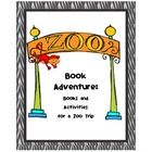 The Zoo Book Adventure packet is a thematic unit based on zoo themed books that I have used in my teaching as a reading specialist as well as in my...